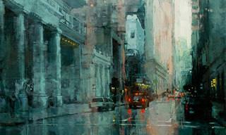 Hermosas Pinturas Al Óleo De Jeremy Mann