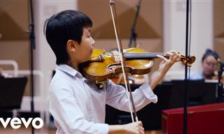 ¡Niño Violinista Interpreta De Forma Sublime a Vivaldi!