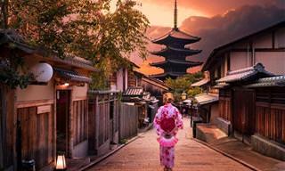15 Imágenes De Las Maravillosas Calles De Japón