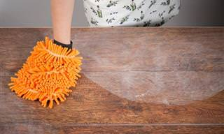 7 Maneras Simples De Limpiar Artículos De Cocina
