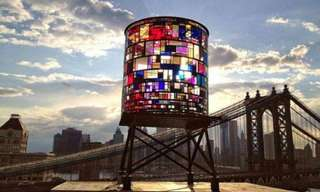 Las Torres De Agua Más Artísticas e Imponentes
