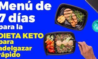 Pierde 8 Kilos En 2 Semanas Con La Dieta Keto