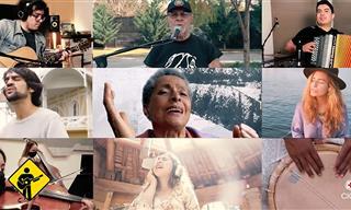 Músicos Latinos Se Unen En Honor a Los Desaparecidos