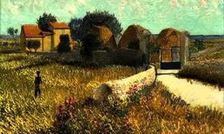 Cuando Las Pinturas De Vincent Van Gogh Cobran Vida