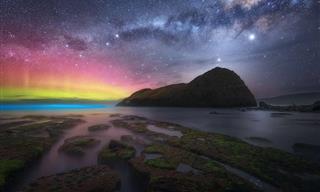 Reveladas Las Mejores Fotos De Auroras Boreales Del 2020
