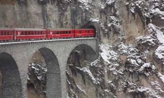Los Mejores Recorridos Para Hacer En Tren
