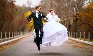 Chiste Del Día: 10 Matrimonios y Todavía Virgen