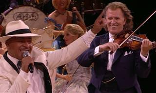 Baila Con André Rieu y Mambo Nº5