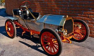 Una Concisa Historia Sobre Los Autos Bugatti