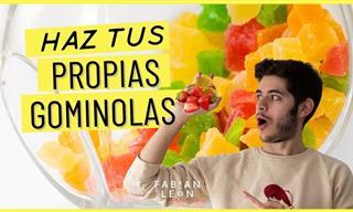 Haz Tus Propias Gominola Caseras Con Zumo De Fruta Natural