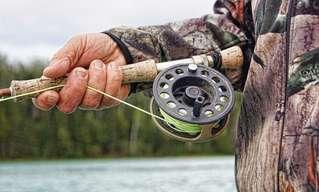 Un Viaje De Pesca…