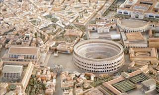¿Quieres Ver La Bella Ciudad De Roma Hace 1.700 Años?
