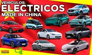 Maravíllate Con Los Autos Eléctricos Hechos En China