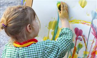 "Quiz Interactivo: ¿Arte Moderno o Arte ""Infantil""?"