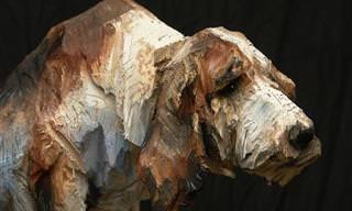 Las Esculturas De Jürgen Lingl-Rebetez Son Impresionantes