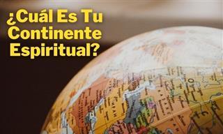 Test: ¿Cuál Es Tu Continente Espiritual?