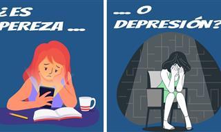 Esto No Es Pereza, Es Depresión: Descúbrelo