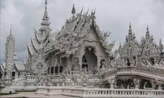 Bienvenido a Wat Rong Khun
