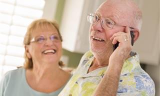 ¿Por Qué Deberías Llamar Regularmente a Tus Padres?
