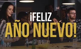 Comparte Tus Mejores Deseos Para El Año Nuevo Con Este Vídeo