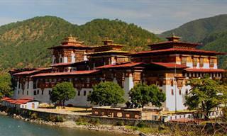Los 10 Mejores Lugares Para Visitar en Bhutan