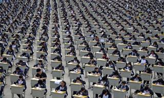 18 Asombrosas Imágenes De La Superpoblada China