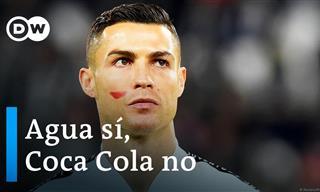 Coca Cola Pierde 4.000 Millones Por Culpa De Ronaldo