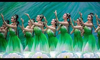 Maravíllate Con Esta Danza Tradicional China De La Renovación