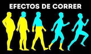 Los Efectos De Correr Todos Los Días Durante Un Mes