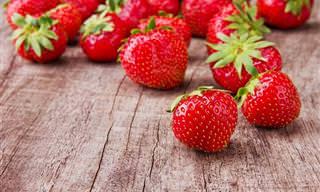Limpia y Blanquea Tus Dientes De Forma Natural Con Estos Alimentos