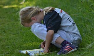 ''Aprendiendo a Aprender'': Buenos Consejos Para Los Niños