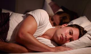 ¿Te Sientes Cansado Durante El Día Pero No Puedes Dormir De Noche?