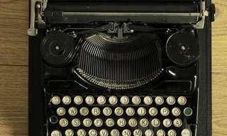 La Máquina De Escribir...