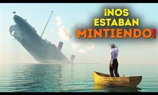 Revelada La Auténtica Verdad Sobre El Titanic