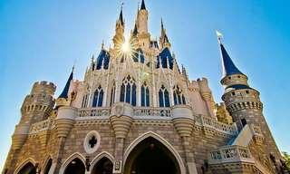 ¡La Única Habitación En El Magic Kingdom!