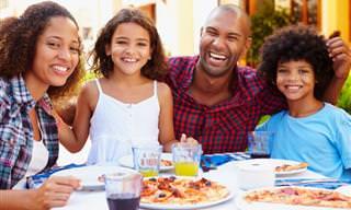 Chiste: Unas Incómodas Preguntas De Los Hijos En La Cena