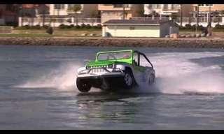 La Pantera: El Auto Anfibio Más Rápido