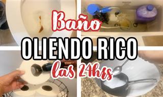 Tips Para Mantener El Baño Siempre Oliendo Rico