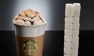 ¿Cuánto Azúcar Tienen Los Alimentos Que Consumes?