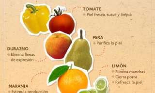 Los Beneficios De Los Alimentos Naturales