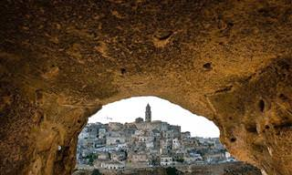 Los Sassi de Matera: Casas-Cueva Al Sur De Italia