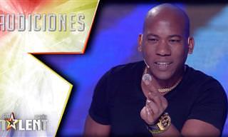 Magia Directamente Importada Del Caribe En Got Talent España