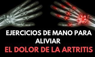 4 Ejercicios De Mano Para Aliviar Los Síntomas De La Artritis