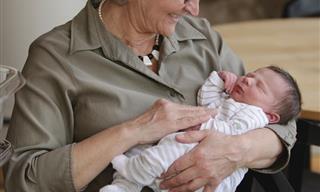 Chiste: Ser Madre En La Tercera Edad