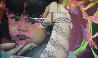 40 Asombrosas Obras De Arte Que Solo Puedes Encontrar En Las Calles