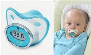 18 Magníficos Inventos Para El Cuidado De Tu Bebé
