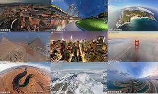 Un Recorrido Virtual Por Todo El Mundo