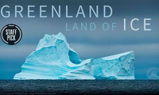 """""""Tierra De Hielo"""", Groenlandia En Toda Su Magnífica Belleza"""