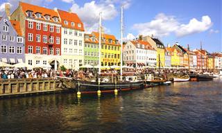 ¿Organizando Tus Vacaciones? Mejores Lugares De Dinamarca