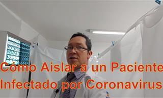 Recomendaciones De Un Médico Para Aislar a Un Familiar Con Covid-19